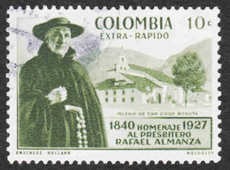 Colombia - Scott #C314 Used (2) - Colombia
