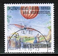 AT 2010 MI 2899 USED - 1945-.... 2a Repubblica