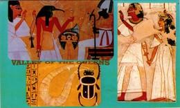 POSTAL DE EGIPTO, THEBES 13. (377) - Historia