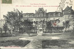 SALIES DE BEARN , Grand Hôtel De France Et D' Angleterre , 1918 - Salies De Bearn