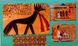 POSTAL DE EGIPTO, THEBES 14. (376) - Historia