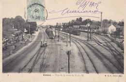 Cosne La Gare - Cosne Cours Sur Loire