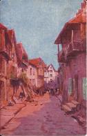 SALIES DE BEARN , Vieilles Rue - Salies De Bearn