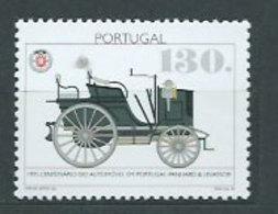 Año 1995 Nº 2045 Cent. Del Automovil En Portugal - 1910-... República