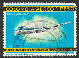 Colombia - Scott #C476 Used - Colombia