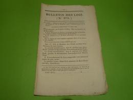Division Territoriale De L'Ile Bourbon: La Réunion Pour L'administration De La Justice.Ressort Judiciaire De La Désirade - Décrets & Lois