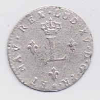 LOUIS XV - Double Sol - 1741 D - 987-1789 Monnaies Royales