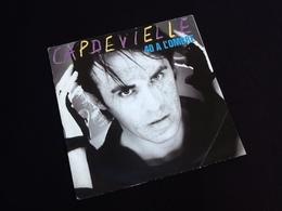 Vinyle 45 Tours Capdevielle 40 à L' Ombre (1985) - Rock