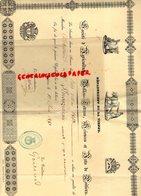 86- POITIERS- RARE DIPLOME SOCIETE AGRICULTURE BELLES LETTRES SCIENCES ARTS -1853-M. LIMOUZINEAU AVOCAT NEUVILLE - Diplomas Y Calificaciones Escolares