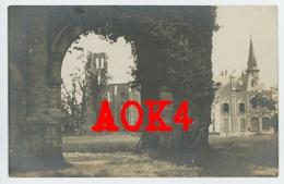 ZONNEBEKE Park Kasteel Kerk 1915 1916 Flandern Abdij Iweins - Zonnebeke