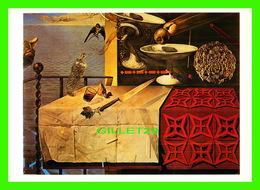 ART, PEINTURES - SALVADOIR DALI, NATURE MORTE VIVANTE ( STILL LIFE - FAST MOVING ) 1956 - - Peintures & Tableaux