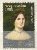 Dolors Parrella Fivaller De Plandolit, Baronne De Senaller, Assassinée Par Le Colonel Blas De Durana (1855) - Nuovi