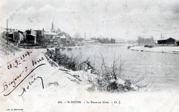 52 - Saint Dizier - La Noue En Hiver - Saint Dizier