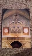 CPSM ORGUE ANCIEN XVI EME XVII EME S RESTAURE VALREAS VAUCLUSE INTERIEUR EGLISE NOTRE DAME - Cristianesimo