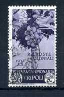 1932 LIBIA N.112 USATO - Libia