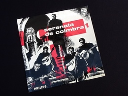 Vinyle 45 Tours Serenata De Coimbra 1 - Vinyl Records