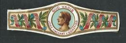 Bague De Cigare Quo Vadis  Jose Tinchant Y Gonzales - Cigar Bands
