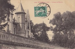 RESSONS LE LONG - Château De Montois - Autres Communes