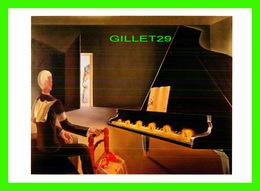 ART, PEINTURES - SALVADOIR DALI, SIX APPARITIONS OF LENIN ON A PIANO, 1931 - - Peintures & Tableaux