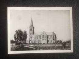 Wulpen Koksijde   FOTO Van De Omgeving Van De Kerk - Koksijde