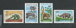 CONGO Scott 229-232 Yvert 275-278 (4) ** Cote 17,00 $ 1970 - Congo - Brazzaville