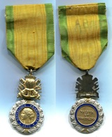 G082 MEDAILLE MILITAIRE - France