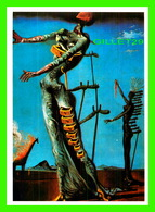 ART, PEINTURES - SALVADOIR DALI, THE BURNING GIRAFFE, 1935 - - Peintures & Tableaux