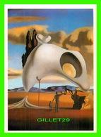 ART, PEINTURES - SALVADOIR DALI, ATAVISTIC REMAINS AFTER THE RAIN, 1934 - - Peintures & Tableaux