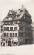 Nuernberg Germany, Albrecht Duerer Haus House Of Albrecht Durer Artist, C1920s/30s Vintage Real Photo Postcard - Nuernberg
