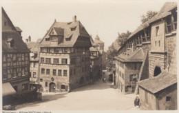 Nuernberg Germany, Street Scene Neighborhood Albrecht Durer House, C1920s Vintage Real Photo Postcard - Nuernberg
