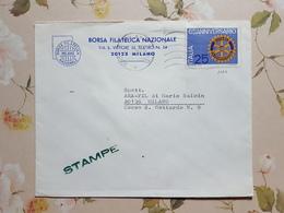(3056) ITALIA STORIA POSTALE 1970 - 1961-70: Marcophilia