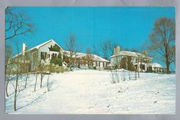 US.- BERRYVILLE, VIRGINIA. WINTER AT HOLY CROSS MONASTERY. From The South West. Cistercian (Trappist) Monks. - Other
