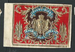 Bague De Cigare Invincibles La Perla Del Oriente - Bauchbinden (Zigarrenringe)