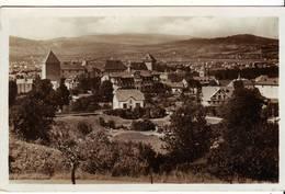 Cpsm  Annecy Panorama Vu Du Monastère - Annecy