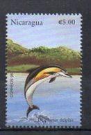 NICARAGUA.1998. MARINE LIFE. MNH (1R0125) - Marine Life