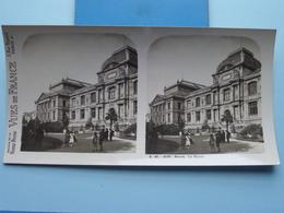 ROUEN : Le Musée : S. 45 - 4167 ( Maison De La Bonne Presse VUES De FRANCE ) Stereo Photo ! - Photos Stéréoscopiques