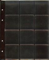 I.D. - Feuille COIN COMPACT 12 CASES - REF. 7813 (1) (sans Emballage) - Matériel