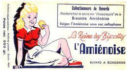 B Am/ Biscottes Amiénoise (Fmt 21 X 11) - Biscottes
