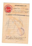 Louis Gregh - Bulletin De Commande Espana Sociedad Anonima Casa Dotesto - Editora De Musica -Signature Louis Gregh ??? - Autographs