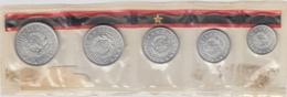 @Y@  Albanie  Set  1969   UNC   (closed )  (4738) - Albanië