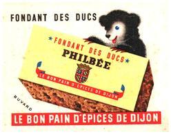 P Ph/Pain D'épices Philbée (Format 15 X 12) (N= 6) - Pain D'épices