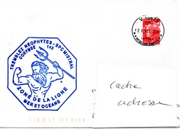 BPC MISTRAL Mission Corymbe 143 - Zone De La Ligne Obl. V 10675 28/10/18 - Marcophilie (Lettres)