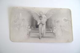 1934  TOMMASO DI ERNESTO E TERESA DI CAGNO BARI  PREMIERE COMMUNION  RICORDO PRIMA COMUNIONE   IMAGE PIEUSE - Devotion Images