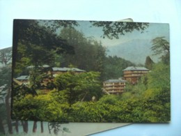 Japan Nippon ? China ? Famous Mount And Buildings - Japan