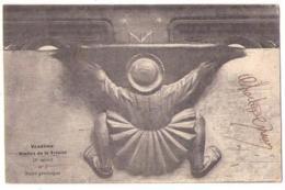 (41) 1829, Vendome, Stalles De La Trinité, 2e Série N° 5, Sujet Grotesque - Vendome