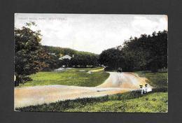 MONTRÉAL - QUÉBEC - MOUNT ROYAL PARK - PARC DU MONT ROYAL - POSTMARKED 1914 NICE STAMP - Montreal
