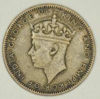 Jamaica - ½ Penny - 1945 - George VI - Fine - Jamaica