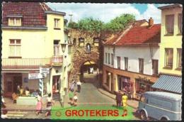 VALKENBURG Grendelpoort 1966   Mooi Reclamestempel - Valkenburg