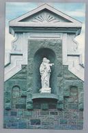 CA.-  ABBAYE CISTERCIENNE. Oka, Québec.  Statue En Bois Ayant échappé Au Feu En 1916. - Quebec