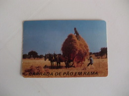 Junta De Freguesia De Alter Do Chão Portugal Portuguese Pocket Calendar 1992 - Calendriers